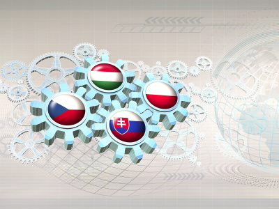 Effects of Industry 4.0 on FDI in the Visegrád countries