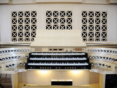 Organ and its Sound