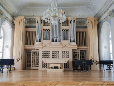 Historical pipe-organs, means for preservation and restoration of their sound and the comprehensive musical acoustic and monument research as a part of national identity and cultural heritage of the Czech Republic