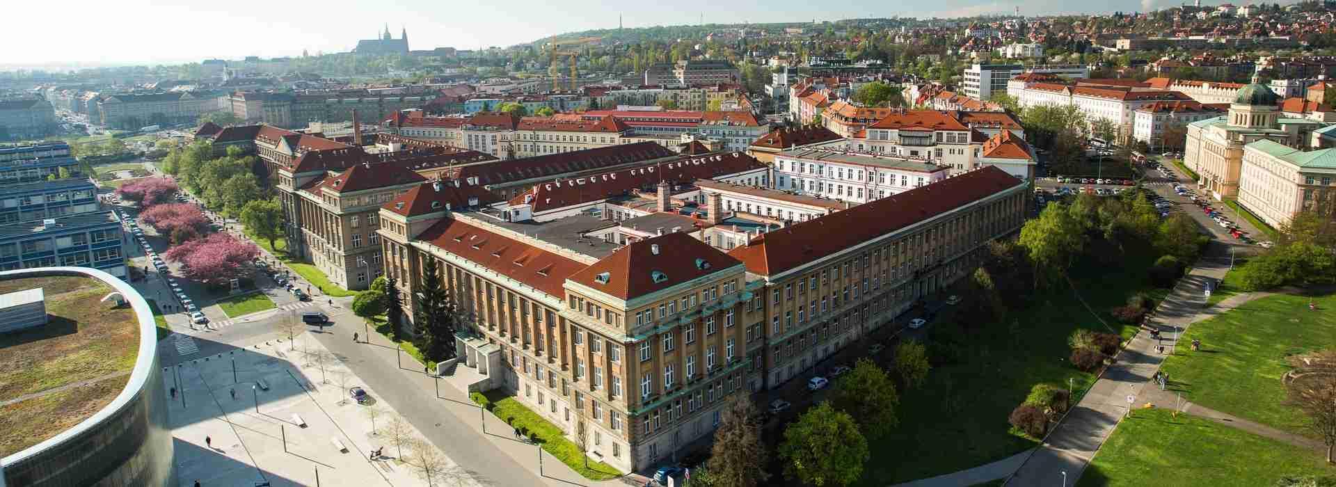 Vysoká škola chemicko-technologická v Praze